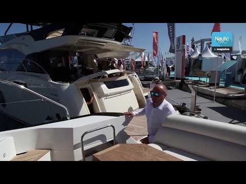 NauticExpo e-magazine Report. Aboard a Connected Boat {Cannes Yachting Festival}