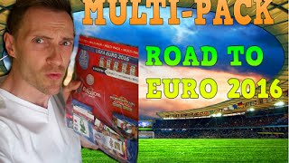 ☆UNBOXING☆ MULTI-PACK ☆ROAD TO EURO 2016☆ 2x LIMITED EDITION☆