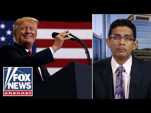 Dinesh D'Souza opens up about being pardoned by Trump