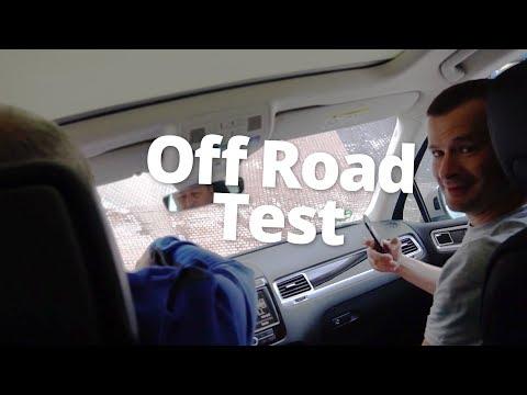 Volkswagen Touareg Off Road Trail in Frankfurt