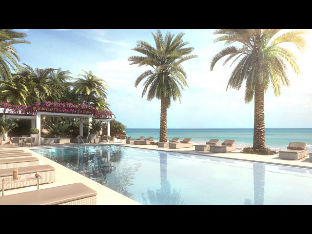 Vistablue Singer Island Condo Video