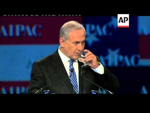 Netanyahu repeats Jewish nation cannot return to 1967 lines