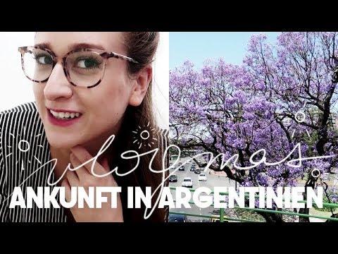 ANKUNFT IN BUENOS AIRES & EIGENE BRILLENKOLLEKTION I Vlogmas #2