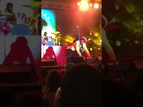 Chronixx - Ghetto Paradise Live Performance