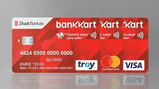 Ziraat Bankası Bankkart Şifre Alma