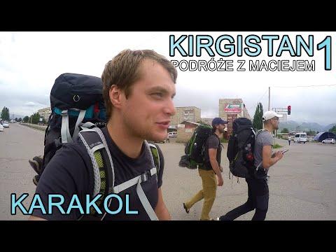 Kirgistan - Karakol (1/11)