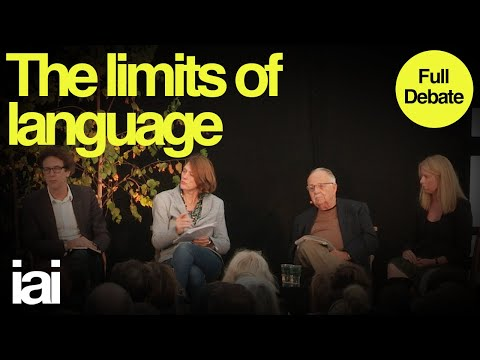 the-limits-of-language-|-full-debate-|-stanley-fish,-hilary-lawson,-genia-schonbaumsfeld