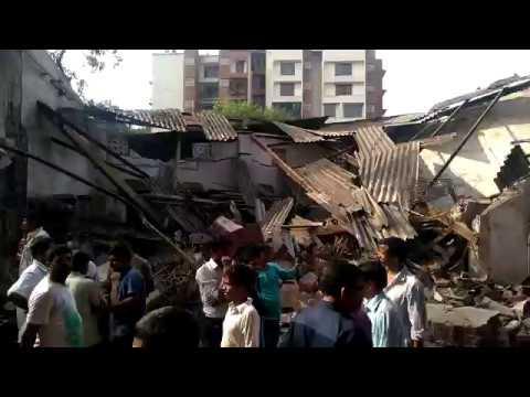 Mumbai BMC Demolition 😡😡 Vakola pipeline Santacruz (East) Mumbai
