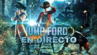 Jump force epico juego de anime