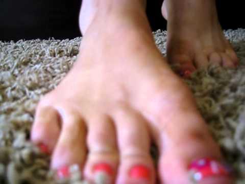 Sweet feet of Sasha Sweet