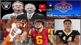 Las Vegas Raiders 2020 NFL Draft Prospects At WR Pt.2