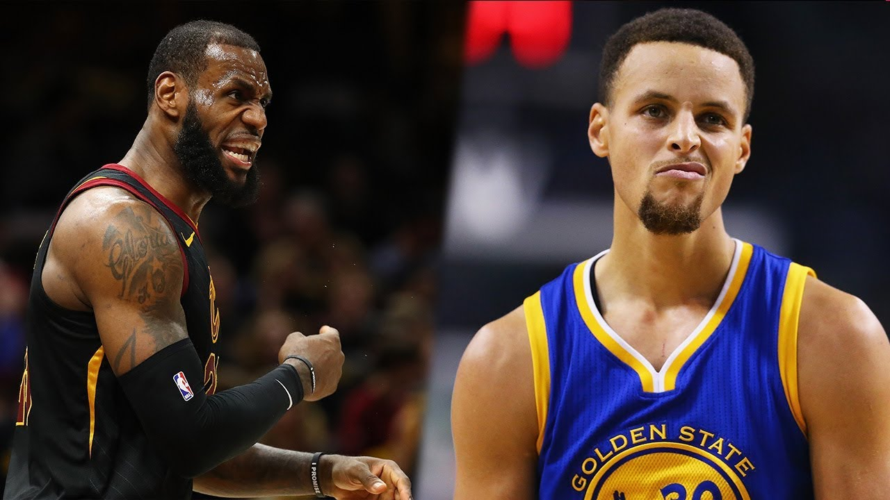1c8137181e4 Lebron James Made BEATING Steph Curry His  Personal MIssion !