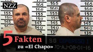 «El Chapo»: der Drogenboss aus Mexiko