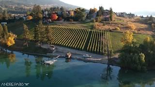 Lake Country BC | DJI Drone Video feat. Alan Watts