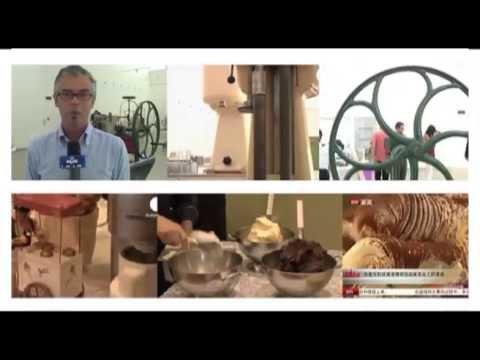 Gelato Museum in Italia raccontato dai 5 network internazionali