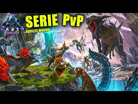 ARK ABERRATION - EMPEZAMOS DE NUEVO #1 SERVER PvP SERIE ARK SURVIVAL EVOLVED thumbnail