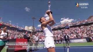 Simona Halep a câştigat turneul WTA de la Montreal