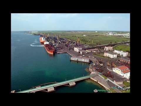 Сухогруз с американским углем взломал порт под Одессой