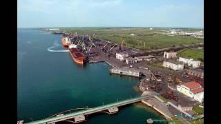 Танкер с американским углем взломал порт под Одессой
