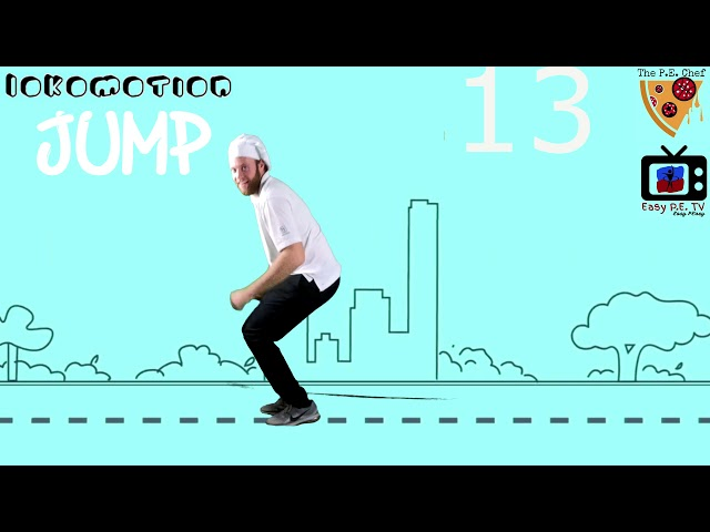 Marty Millz vs. The P.E. Chef: JUMP LokoMOTION (4 of 9)