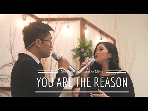 You Are The Reason - Calum Scott & Leona Lewis (Cover) By Harmonic Music
