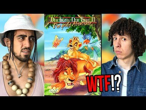 König der Tiere ZWEI !?..Als hätte die erste König der Löwen Kopie nicht gereicht | Jay & Arya