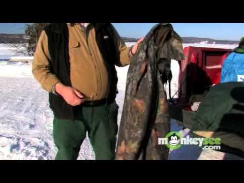 Ice Fishing-Clothing