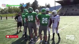 Pacific Vikings vs. Showalter Vikings Middle School (Highlight Reel) 2019