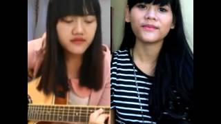 Terry janji manis mu cover by Lia and yanti