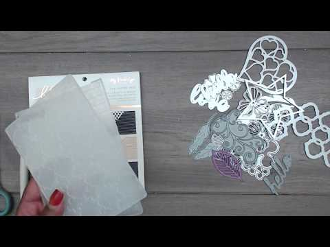 COME CRAFT \CHAT | BOXED CARD SET | USE YOUR DIES | CLEAN AND SIMPLE