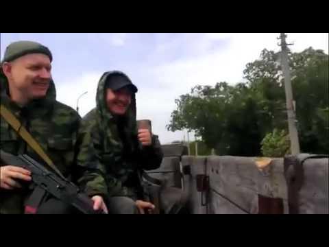 Self-defense soldiers before