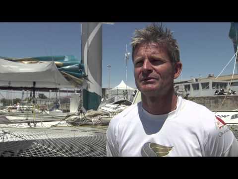 Second offshore leg of Route Des Princes 2013  الجولة الثانية من الطواف الأوروبي لا روت دي برانسس