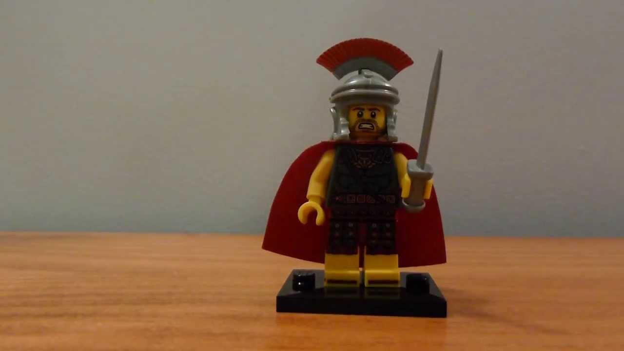 LEGO MINIFIGURES SERIES 10 ROMAN COMMANDER 71001