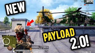 Payload MODE 2.0 on PUBG Mobile! UAV, Antibomb Suit, Guided Missile, Radar, Armored Vehicles & More!