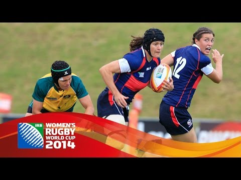 [HIGHLIGHTS] New Zealand and USA win in fifth place semis | Women