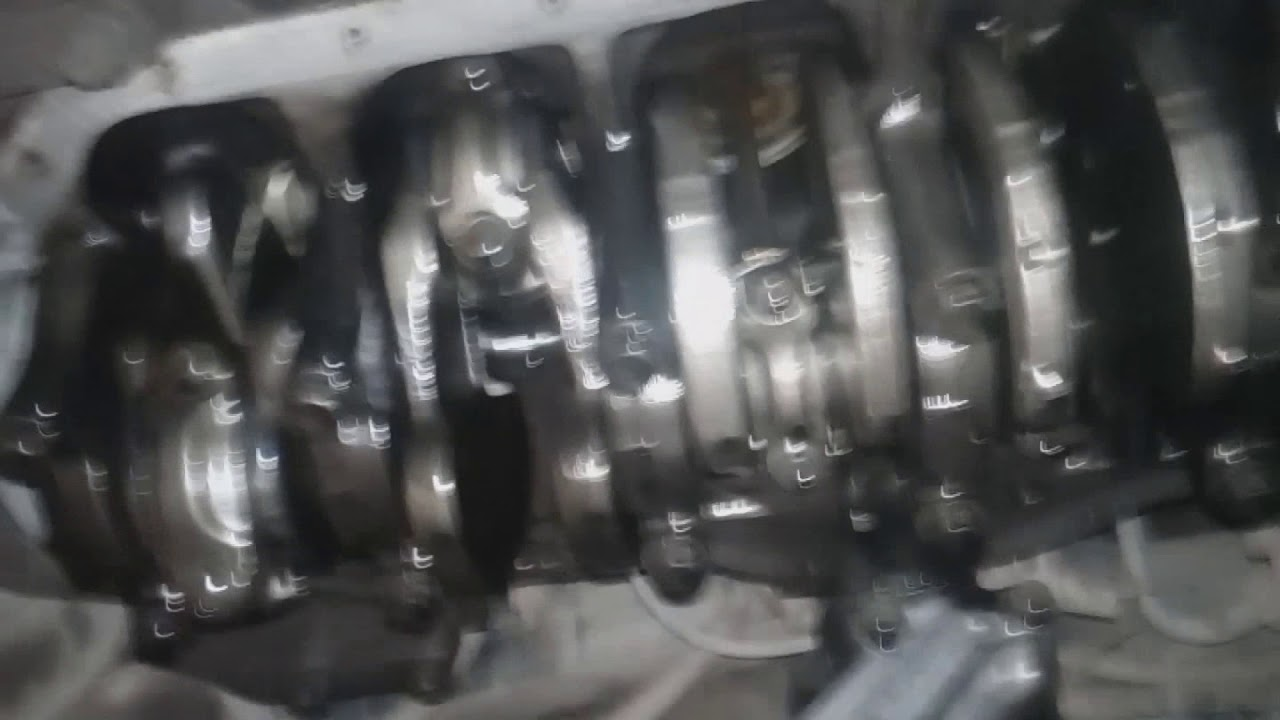 Замена прокладки поддона Mercedes-benz 814