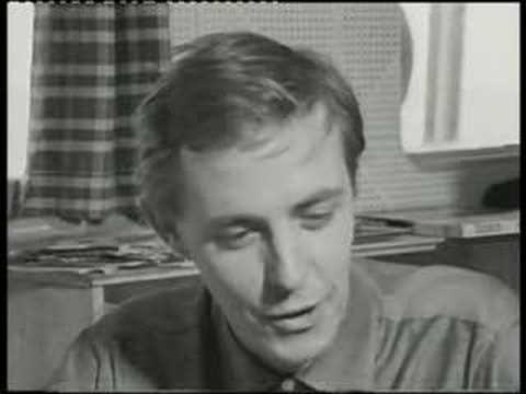 Simon Dee - The Radio Caroline Interview 1964