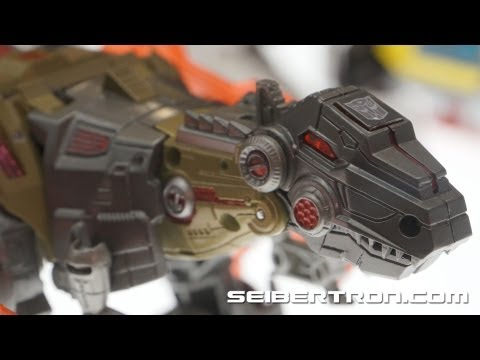 Hasbro's Transformers Generations Fall of Cybertron toys at SDCC 2012 Part 3\/3 - Seibertron.com