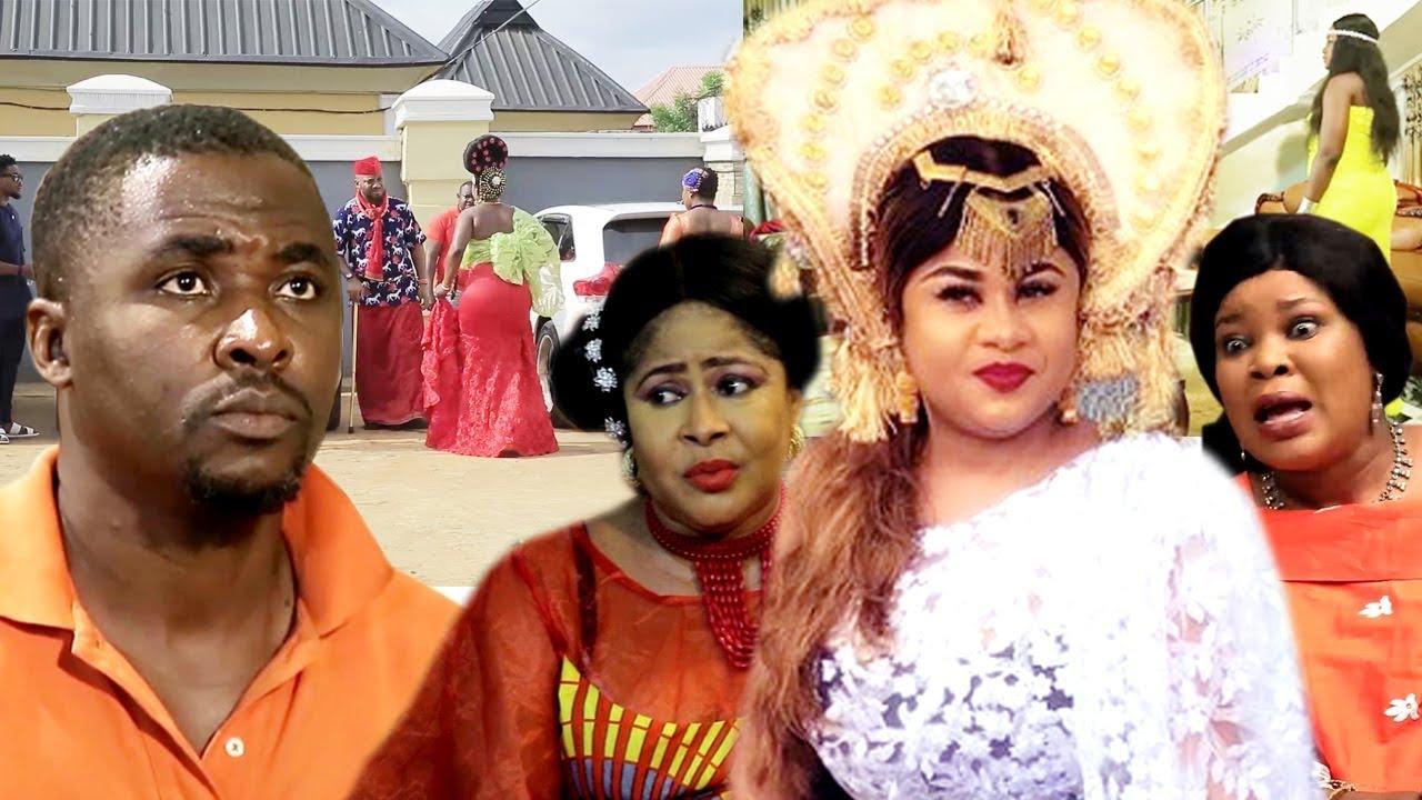 Download THE BEAUTIFUL PRINCESS AND THE HUNTER SEASON 1&2 (UJU OKOLI) 2019 LATEST NIGERIAN NOLLYWOOD MOVIE
