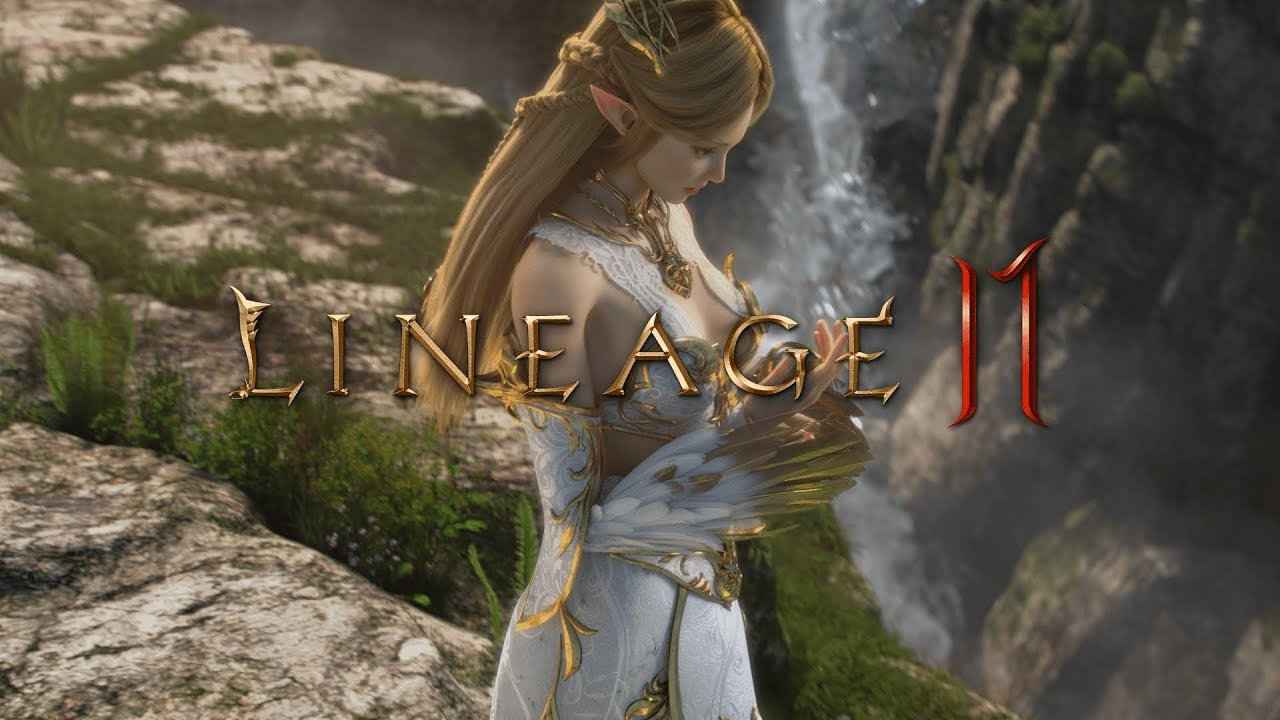 NCSoft unveils Lineage 2M during press conference in Seoul
