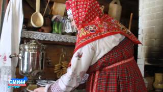 В Костроме туристов научат гладить белье деревянным утюгом и варить кашу в чугуне(, 2015-03-30T14:48:00.000Z)