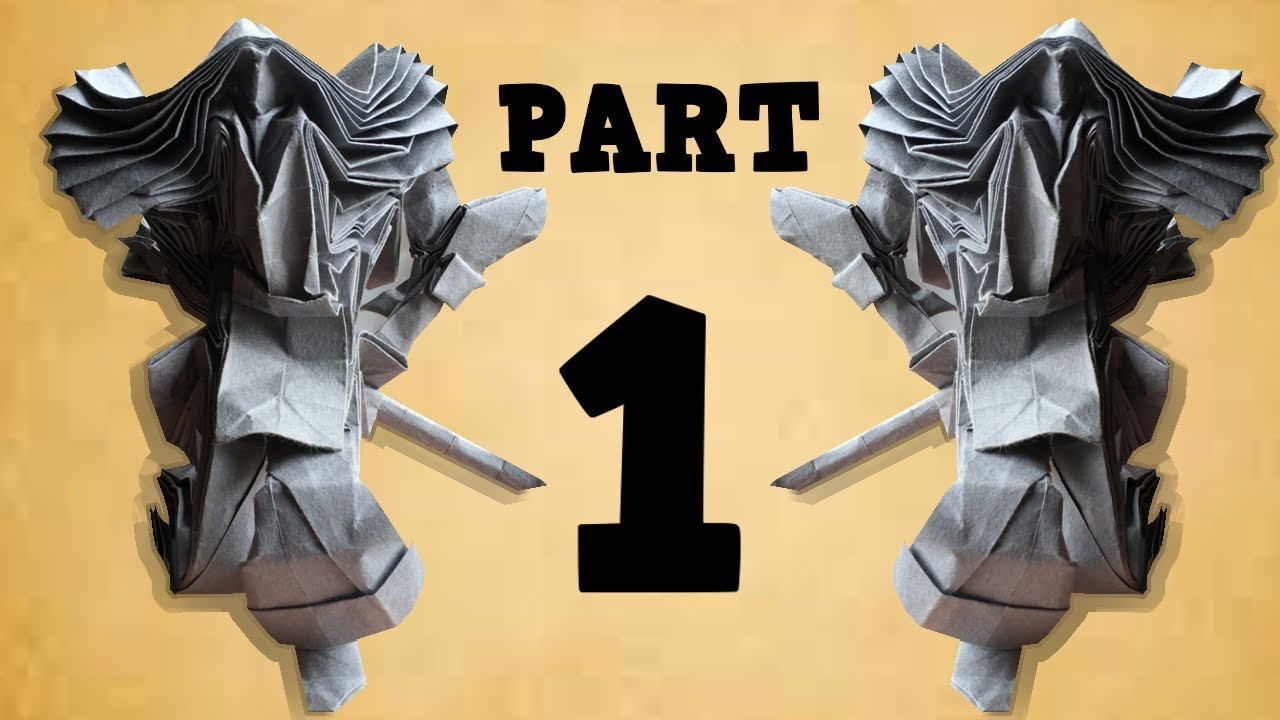 Origami Swordsman Walkthrough Hoang Trung Thanh Part 1 2