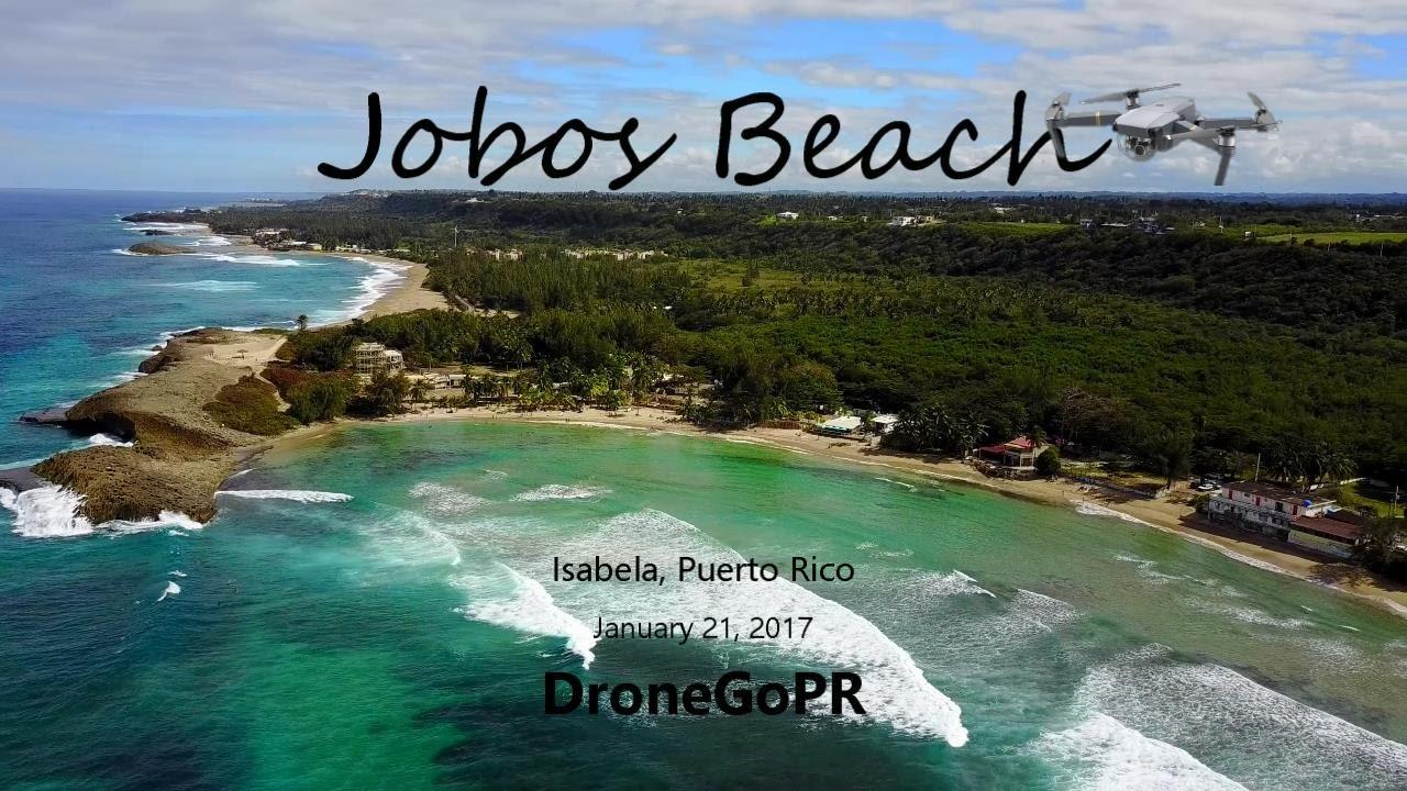Jobos Beach Playa Isabela Puerto Rico