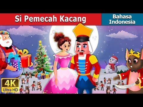 Si Pemecah Kacang   Dongeng bahasa Indonesia   Dongeng anak   4K UHD   Indonesian Fairy Tales