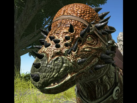 ARK Survival Evolved Pachy Overview (Pachycephalosaurus)