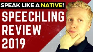 Baixar SPEECHLING REVIEW 2019: Speak Like a Native! [10% DISCOUNT CODE]