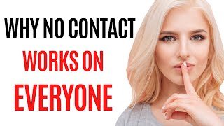 7 Reasons Why The No Contact Rule Works On Everyone