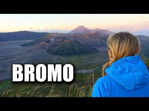 Vulkan Bromo Tour Auf Eigene Faust - Mount Bromo Sunrise Trekking Auf Weltreise | VLOG #128