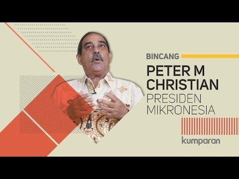 Cerita Presiden Micronesia Bertemu Keluarga Jauh di Ambon | Bincang kumparan