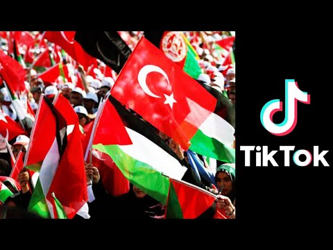 Palestine song tiktok /tiktok meşhur Filistin marşı نشيد فلسطين تيكتوك damma Falastini